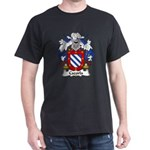 Cazorla Family Crest Dark T-Shirt