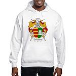 Caviedes Family Crest Hooded Sweatshirt