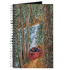 Red Canoe Art Journal