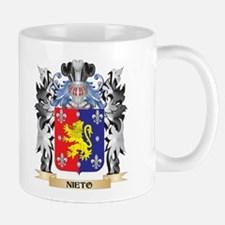 Nieto Coat of Arms - Family Crest Mugs