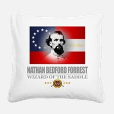Forrest (DV) Square Canvas Pillow