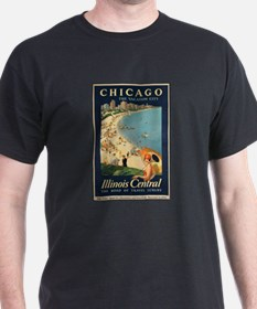 Chicago The Vacation City T-Shirt