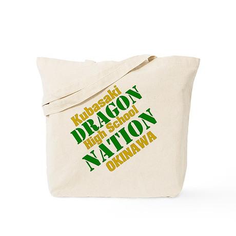 Dragon Nation Tote Bag