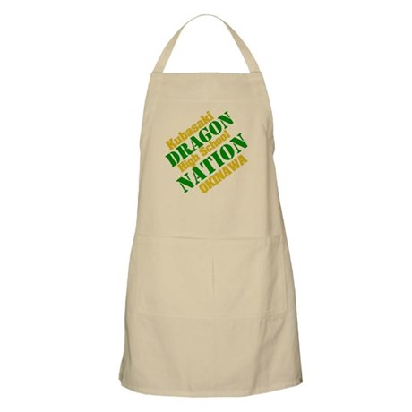 Dragon Nation BBQ Apron