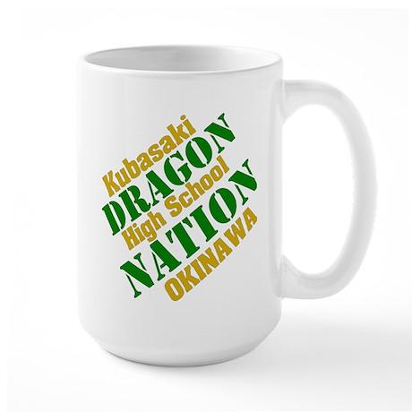 Dragon Nation Large Mug