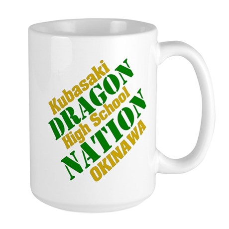 Dragon Nation Large Mug