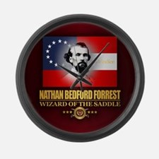 Forrest (DV) Large Wall Clock