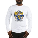 Castellblanch Family Crest Long Sleeve T-Shirt