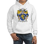 Castellblanch Family Crest Hooded Sweatshirt