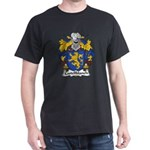 Castellblanch Family Crest Dark T-Shirt