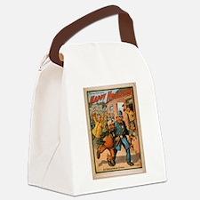 Happy Hooligan 2 Canvas Lunch Bag