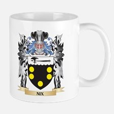 Nix Coat of Arms - Family Crest Mugs