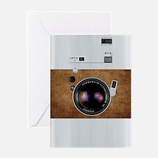 Cute Nikon Greeting Card