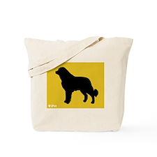Caucasian iPet Tote Bag