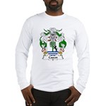 Cascos Family Crest Long Sleeve T-Shirt