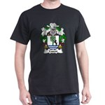 Cascos Family Crest Dark T-Shirt