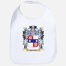 Norris Coat of Arms - Family Crest Bib