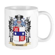 Norris Coat of Arms - Family Crest Mugs