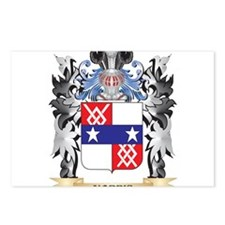 Norris Coat of Arms - Fam Postcards (Package of 8)