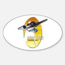 Star Trek Nemesis Enterprise 1701 A Decal