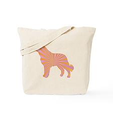 Ovcharka Rays Tote Bag