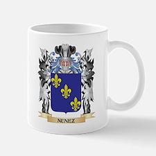 Nunez Coat of Arms - Family Crest Mugs