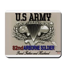 U.S. Army 82nd Airborne Mousepad