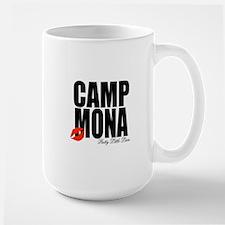 Camp Mona Kiss Large Mug