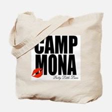 Camp Mona Kiss Tote Bag