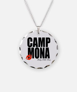 Camp Mona Kiss Necklace