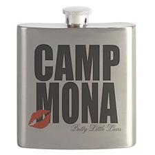 Camp Mona Kiss Flask