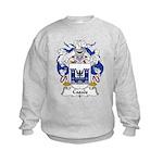 Casals Family Crest Kids Sweatshirt