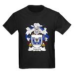 Casals Family Crest Kids Dark T-Shirt