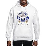 Casals Family Crest Hooded Sweatshirt