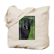 Belgian Sheepdog-1 Tote Bag