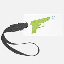 Squirt Gun Luggage Tag