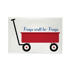 Boys Will Be Boys Magnets