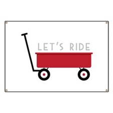 Let's Ride Banner