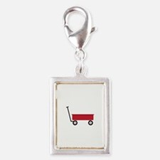 Red Wagon Charms