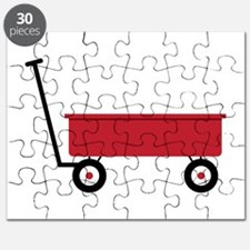 Red Wagon Puzzle