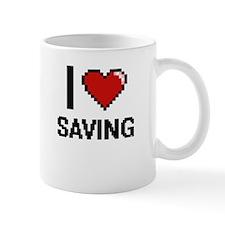 I Love Saving Digital Design Mugs