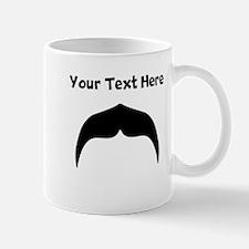 Custom Mustache Mugs