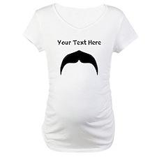 Custom Mustache Shirt