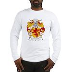 Carcasona Family Crest Long Sleeve T-Shirt