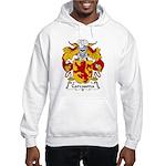 Carcasona Family Crest Hooded Sweatshirt