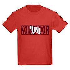 Red Hidden Komondor T