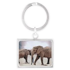 The Elephants Keychains