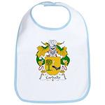 Carballo Family Crest  Bib