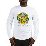 Carballo Family Crest  Long Sleeve T-Shirt