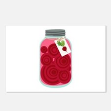 Pickled Beets Postcards (Package of 8)